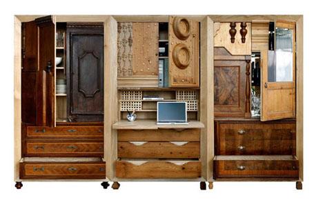 Repurposed Furniture Entertainment Center Tv Armoire