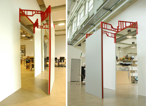 Custom Door Hinge Reveals A Surprise Designs Amp Ideas On
