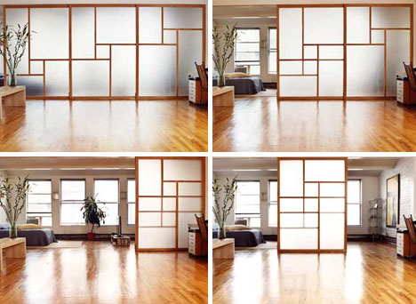 See through walls 4 clever modern sliding door designs planetlyrics Gallery