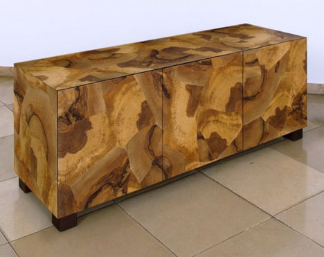 Thin Veneer: Crazy Hardwood Finish for Plywood Furniture ...