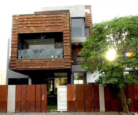 Huge-Plot House Made of Multiple Modular Mini-Home Plans