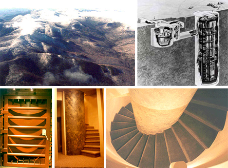 Home Base For Sale Huge Underground Missile Silo House
