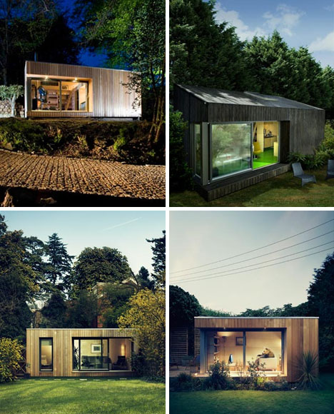 Unlimited additions 4 modular prefab flex plan home kits for Prefab room addition kits