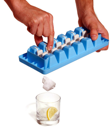 Novel, Not Novelty: Cool New Easy-Release Ice Cube Tray