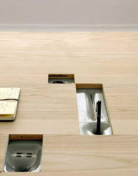 Hidden Office Desk Functions