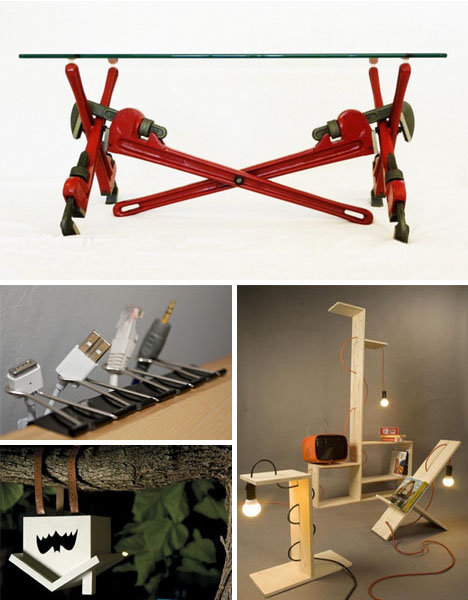 Do It Yourself: Practical To Impossible: 50 DIY Projects, Designs & Ideas