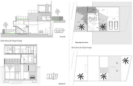 Over The Top Duplex: Strange Set Of Semi Spanish Homes Part 97