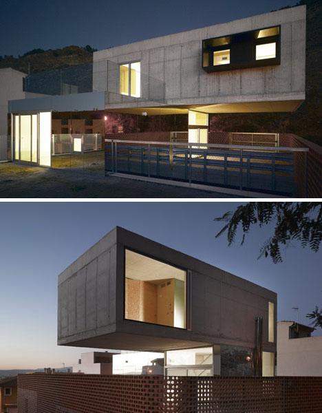 Astonishing Mini Duplex House Designs Gallery Plan 3d