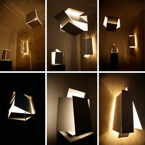 Modular Boxes of Light = Infinitely Interactive Illumination