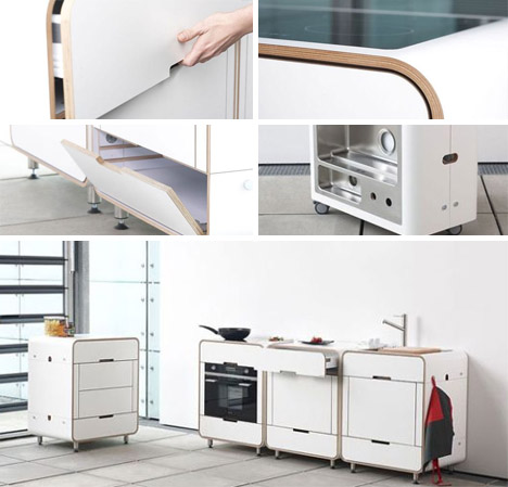 There Is Nothing New About Modular Kitchen ...