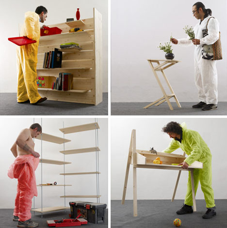 Wood Furniture Diy wood)working class: 50 free diy furniture project plans