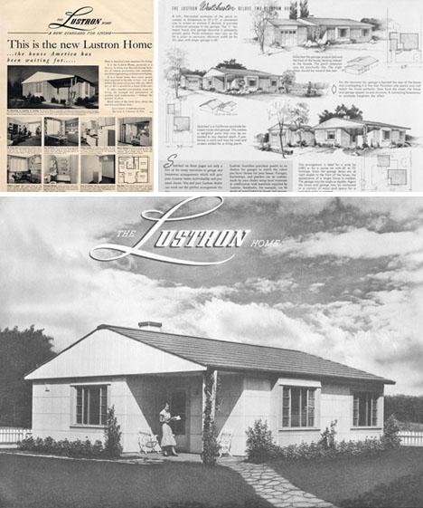For Sale: 1 Rare Retro-Futuristic, Post-WWII Prefab Home
