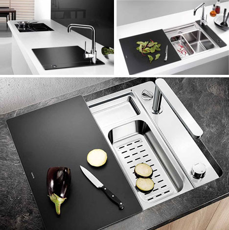 Kitchen Camo Cutting Board Covers For Undermount Sinks