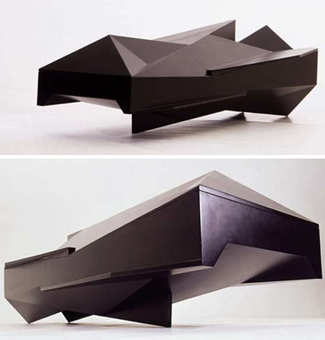 Buried In Style: 6 Chic Wood Caskets & Cool Funeral Coffins