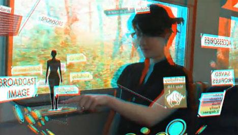 3D Interior Design Meets Futuristic Mediated Reality [Video]