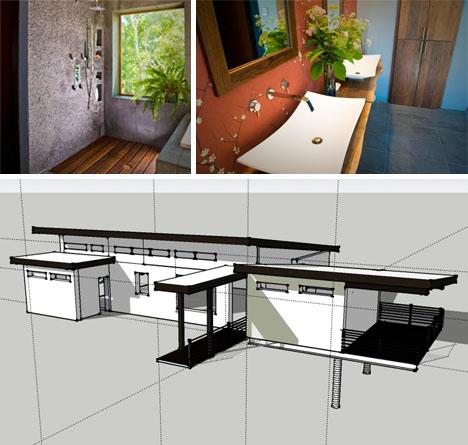 Hempcrete House: World's First Hemp & Paper-Walled Home
