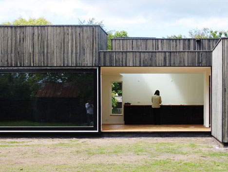 1Story Skybox Small Simple OpenPlan Summer House