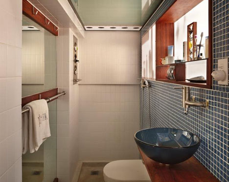 space saving bathroom ideas complete bathroom space saver with brown tile  wall and white bathtub near . space saving bathroom ideas ...