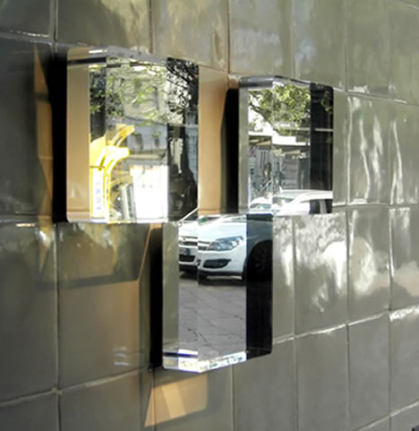 Unbreakable Mirrors Bullet Proof Tiles For Bathroom Walls
