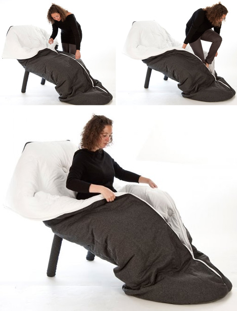Cocoon Chair Duvet Lounger Combo Designs Amp Ideas On