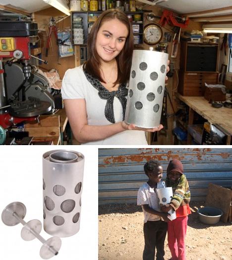 Global Cooling: Solar-Powered & Ultra-Portable Mini-Fridge