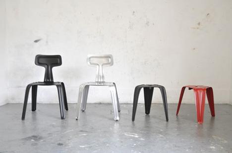 Stolen finns även som pall