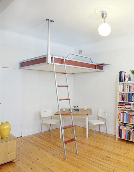 Not Just for Kids 7 SpaceSaving AdultSized Loft Beds