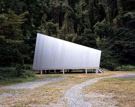 Toyo Ito S Prefab Metal Cabin Designs Amp Ideas On Dornob