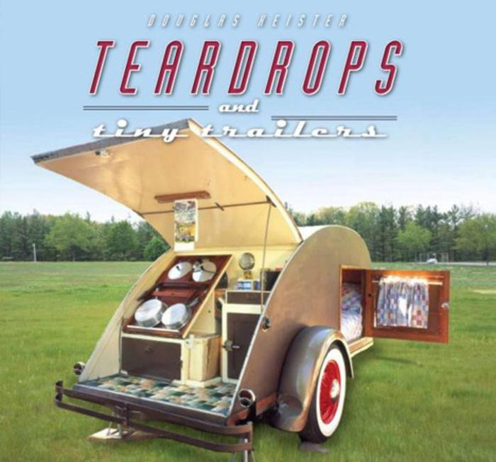 Vintage Teardrop Trailer Plans | Designs & Ideas on Dornob