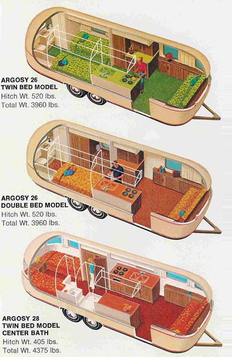 Classic Caravans 5 Vintage Mobile Homes Designs Amp Ideas