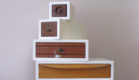 Clutter Craft Upcycling Vintage Drawers Into New Dressers Designs