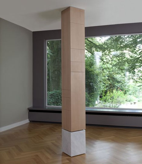 Pillar Decoration In Living Room How To Hide Types Of