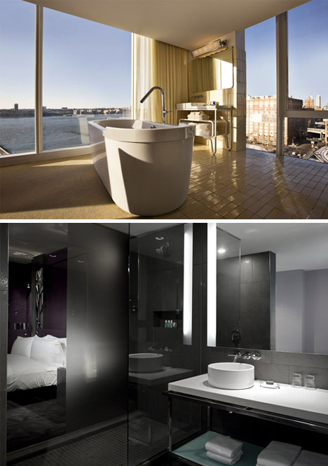 black - Black Luxury Modern Bathroom