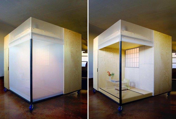Feng Shui Mini Apartment On Wheels Designs Amp Ideas On Dornob