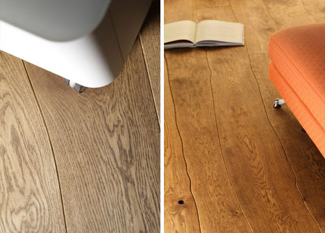 how to cut laminate flooring curves
