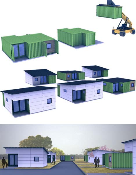 Simple shipping container house plans designs ideas on - Simple container house plans ...