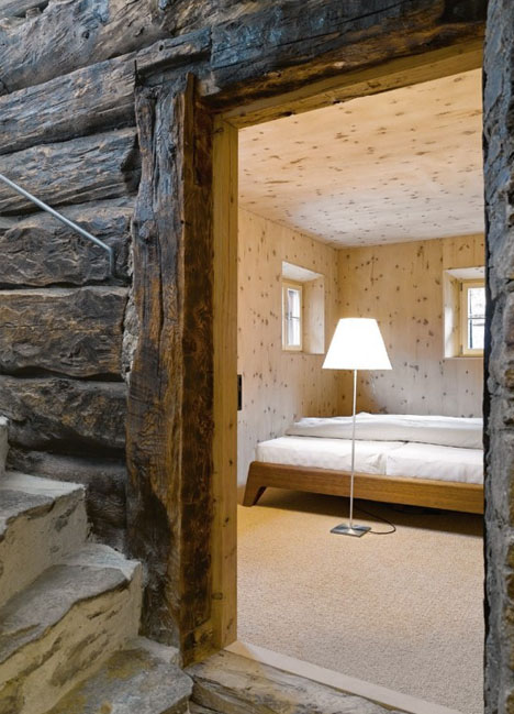 Tactical Interior: 1400s Home + Tasteful (Partial) Remodel