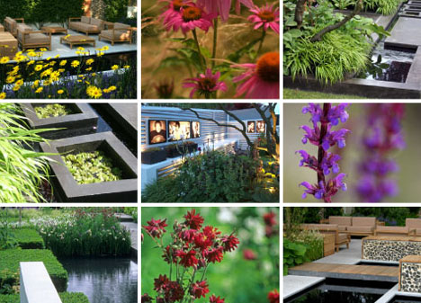 London Yard: 7 Grassless Gardens for Modern Urban Homes ... on Grassless Garden Ideas id=67575
