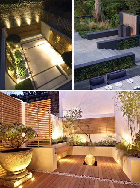 London Yard: 7 Grassless Gardens for Modern Urban Homes ... on Grassless Garden Ideas id=64216