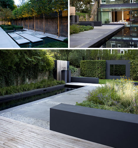 London Yard: 7 Grassless Gardens for Modern Urban Homes ... on Grassless Garden Ideas id=55124