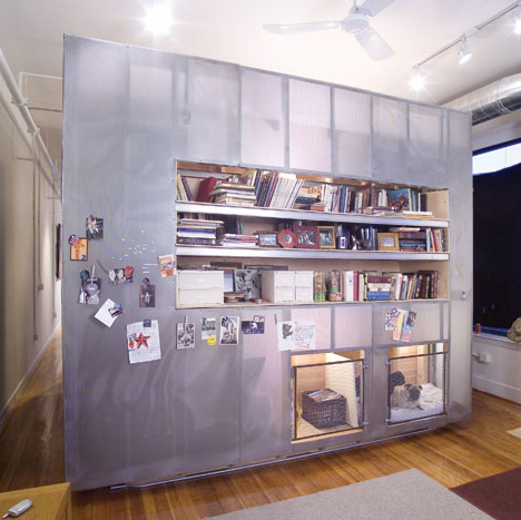 room in a box saving interior space via bedroom cubes