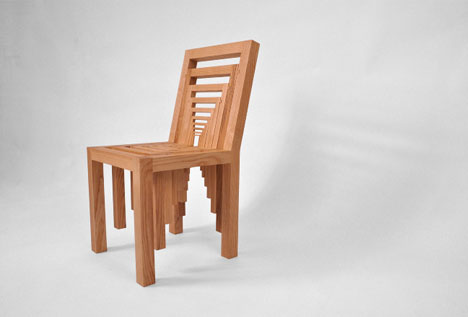 Genial Inception Chair: Wonderful 10 In 1 Wooden Nesting Chairs