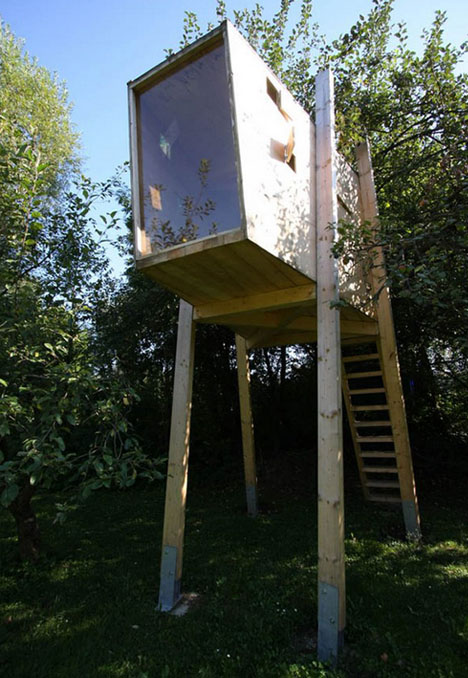 Modern Magic Building A Treehouse For Kids Plans Pics