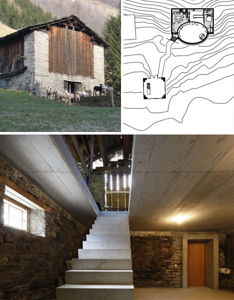 Secret Underground Passage Connects Barn To Hidden Home