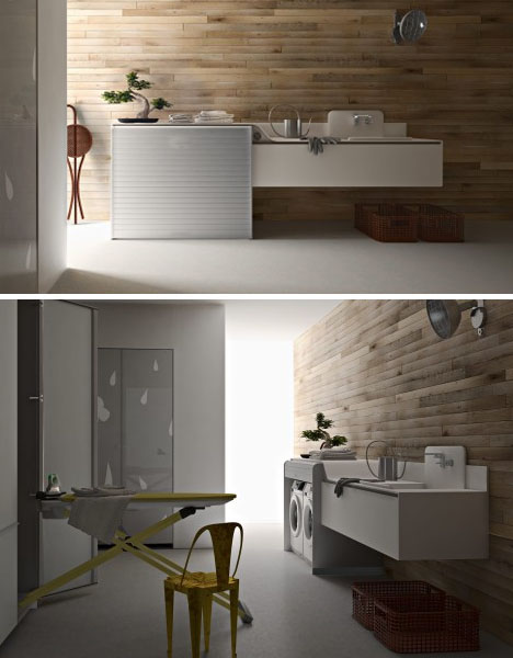 Laundry Room Layouts Cabinets Storage Shelf Systems