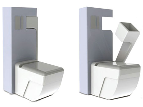 2 In One Toilet Seat.  2 in 1 Toilet Seat and Lid plus Flip Down Standing Urinal