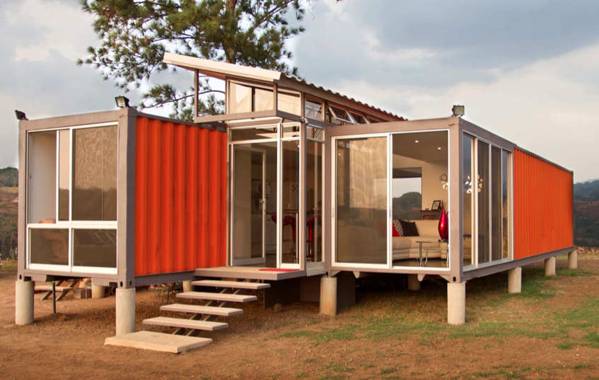 Cheap Modern Shipping Container House Designs Ideas On Dornob