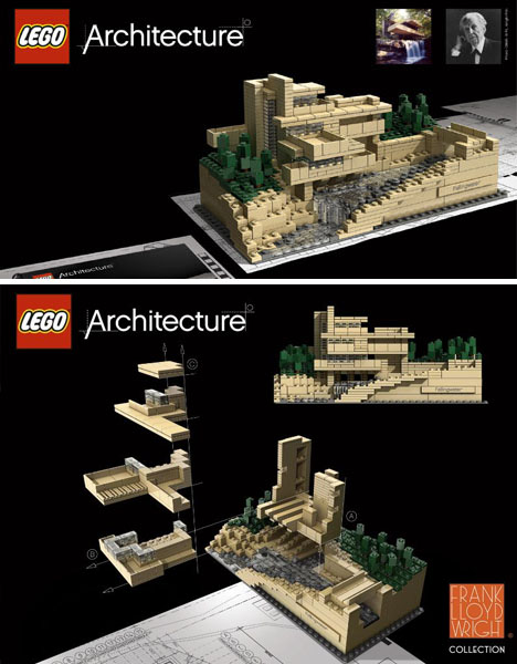 sneak peak: newest of 10 lego architecture building sets