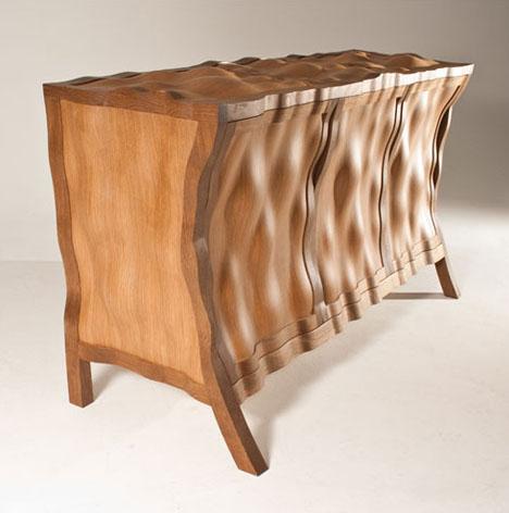 Charming Eccentric Craft: 5 Works Of Bizarre Bespoke Luxury Furniture
