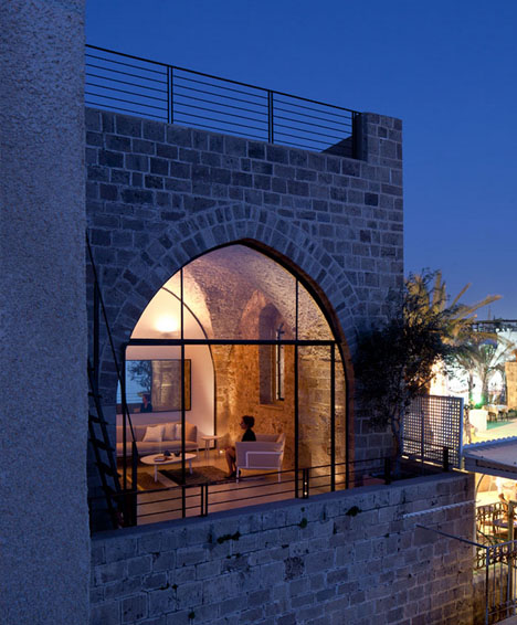Marvelous Restored Stone Home on the Mediterranean Sea